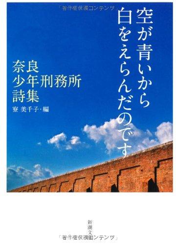 空が青いから白をえらんだのです ―奈良少年刑務所詩集― (新潮文庫)の詳細を見る
