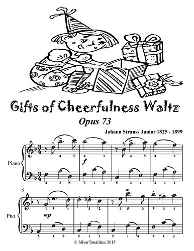 Gifts of Cheerfulness Waltz Op...
