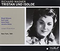 Tristan & Isolde: Met 18/3/1961 live by Karl Liebl; Jerome Hines; Birgit Nilsson; Irene Dalis; Walter Cassel; Calvin Marsh / Joseph Rosenstock