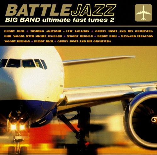 バトル・ジャズ-ビッグバンド・アルティメット高速チューン2
