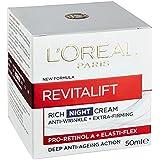 L'OREAL PARIS L'Oréal Paris Revivalist Night Cream, 50 Gram