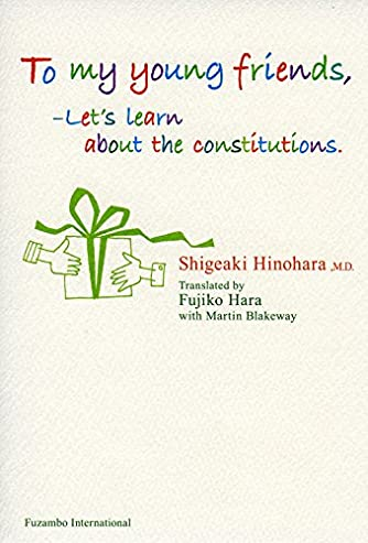 To my young friends, Let's learn about the constitutions.