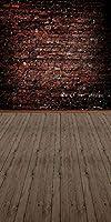 GladsBuy YHA-265 レンガの壁 10フィート x 20フィート デジタルプリント 写真背景 壁テーマ 背景