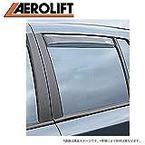 アエロリフト メルセデス・ベンツ Eクラス W211 ワゴン 5 Dr. 03~08 リア ドアバイザー(左右セット)[20/196X1]