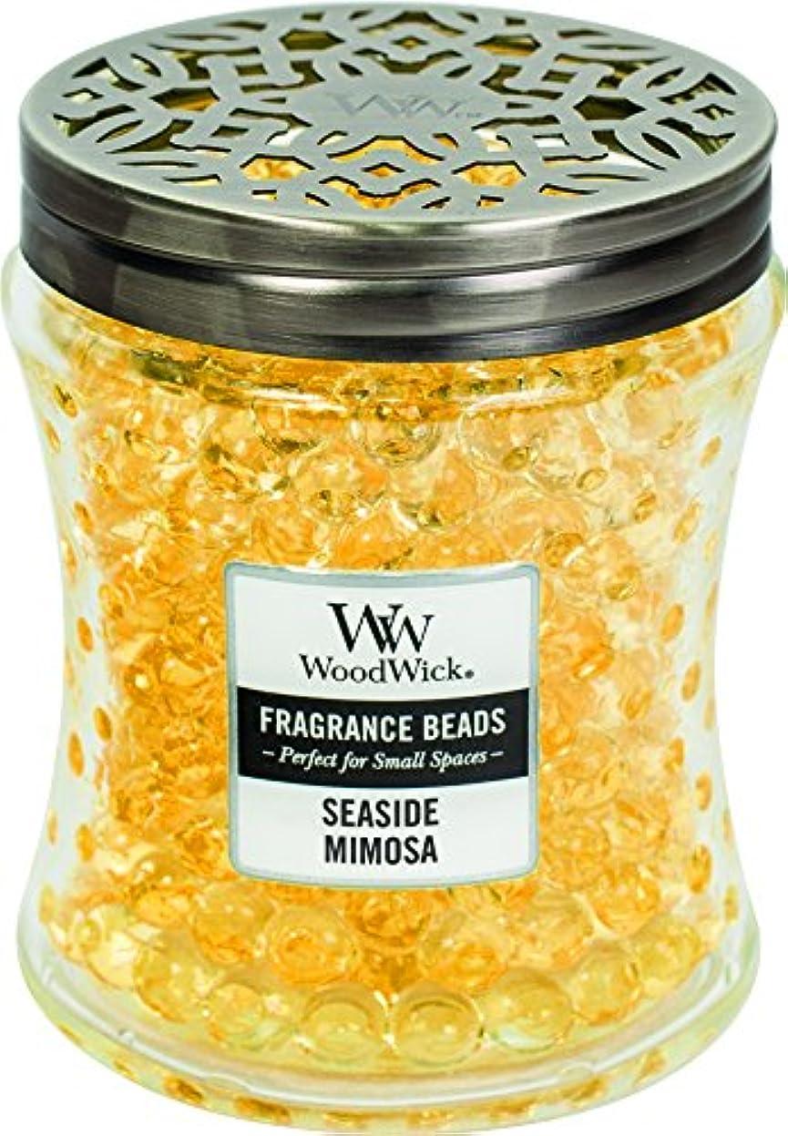 キャンディースパン観光Wood Wick ウッドウィック フレグランスビーズ ミモザ