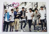 GOT7 ガッセブン - GOT♡ GOT LOVE (2nd Mini Album) CD + Photo Booklet + Alphabet Chip + 2 Folded Poster Set [KPOP MARKET特典: 追加特典フォトカードセット] [韓国盤]