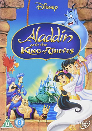 Aladdin and the King of Thieves [Import anglais]
