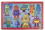 クロコダイルクリーク プレイスマット ランチョンマット ロボット 15 CRC2827-1-15