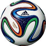 adidas(アディダス) サッカーボール ブラズーカ クラブプロ AF5831W -