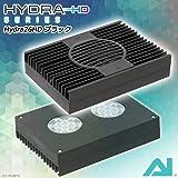 AI Hydra26HD(ハイドラ26HD) ブラック 水槽用照明 LEDライト 海水魚 サンゴ
