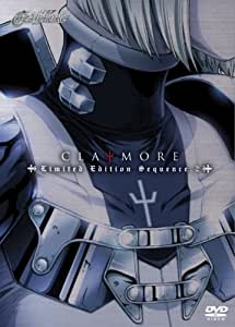 CLAYMORE Limited Edition Sequence.2 [DVD]