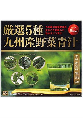 ミック 厳選5種 九州産野菜青汁