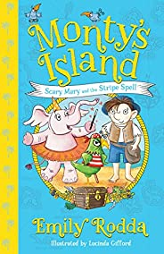 Scary Mary and the Stripe Spell: Monty's Island 1