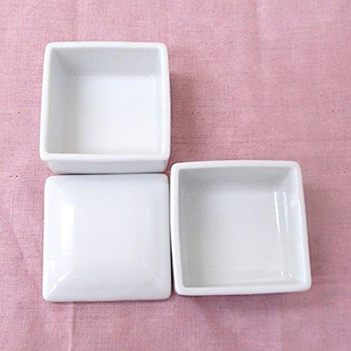 二段重 白角二段重箱 陶器 業務用 美濃焼 和食器