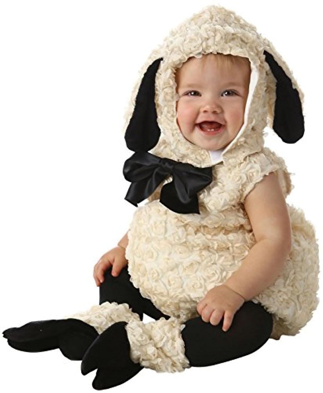 ブースネクタイアグネスグレイヴィンテージ ラム 子羊 幼児 着ぐるみ コスチューム ベビー服 18-24ヵ月 約97cm