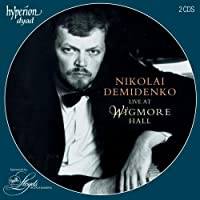 Nikolai Demidenko Live at Wigmore Hall (1999-01-11)