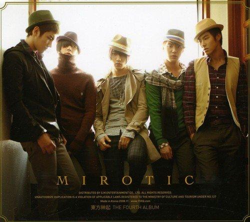 Mirotic - The Forth Album (Version C)(韓国盤)の詳細を見る