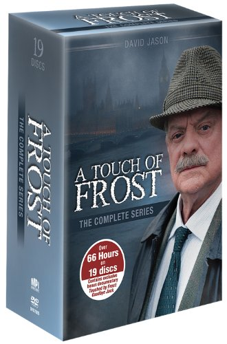 Touch of Frost: Complete Series [DVD] [Import]