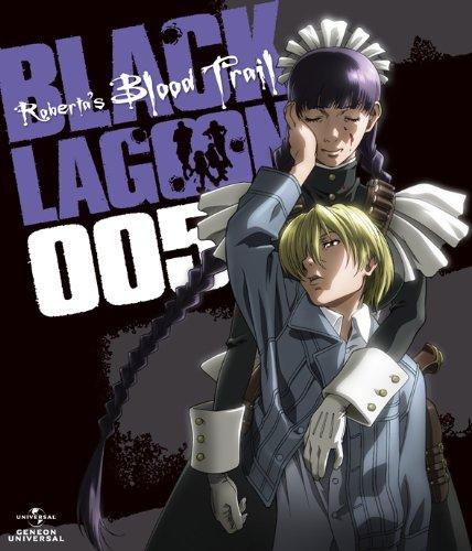 OVA BLACK LAGOON Roberta's Blood Trail 005 Blu-ray