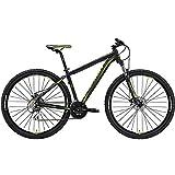 メリダ(MERIDA) マウンテンバイク BIG NINE 20-MD マットブラック/グリーン(EK54) BM902438 43cm