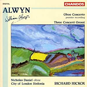 Oboe Concerto / Concerti Grossi 1-3