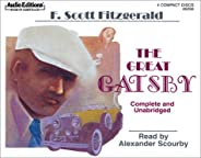 The Great Gatsby (Audio Editions)