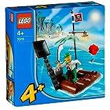 レゴ (LEGO) パイレーツジュニア 海ぞくの漂流いかだ 7070