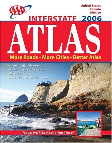 AAA Interstate Road Atlas 2006...