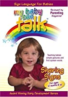 My Baby Can Talk: Sharing Signs [DVD]