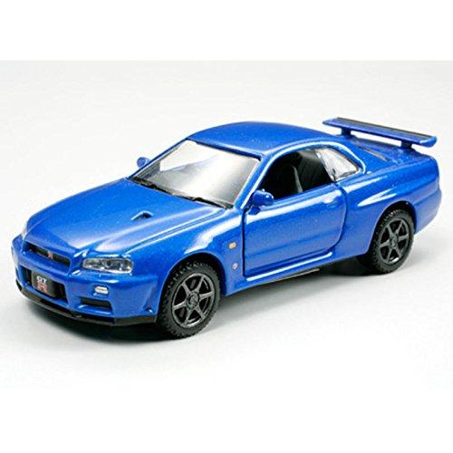 1/64 コレクターズクラブ ニッサンスカイライン GT-R VスペックII (R34) 23718