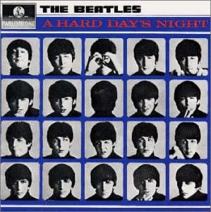 A Hard Day's Night - ビートルズがやって来る ヤァ!ヤァ!ヤァ!