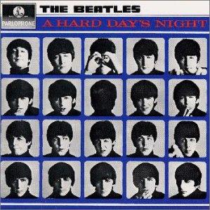 A Hard Day's Night ? ビートルズがやって来る ヤァ!ヤァ!ヤァ!