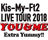 Kis-My-Ft2【YOU&MEバンド)】冬コン「YOU&ME Extra Yummy!!」公式グッズ+公式写真 1種 セット