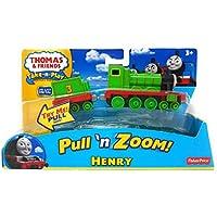トーマスThe Train : take-n-play Pull N ' Zoom Henry