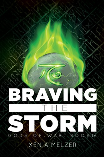 Braving the Storm (Gods of War Book 4) (English Edition)
