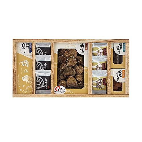 日本の美味・御吸い物 フリーズドライ詰合せ 乾椎茸・野菜昆布・味海苔・椎茸うま煮・お吸い物 FB100