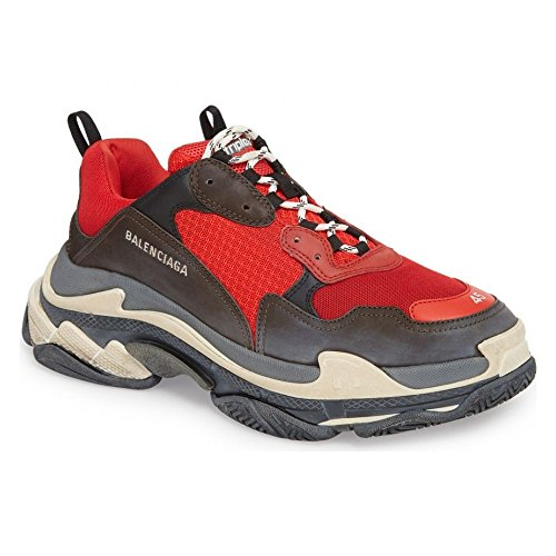 (バレンシアガ) BALENCIAGA メンズ シューズ・靴 スニーカー Triple S Retro Sneaker [並行輸入品]