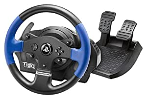 T150 Force Feedback Racing Wheel for PlayStation (R) 4/PlayStation (R) 3 【正規保証品】