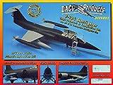 DCC4802 1/48 F-104 スターファイター ディテールアップパーツセット(プラスチックパーツ) ディテールアップパーツ