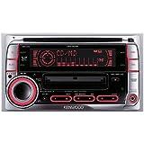 KENWOOD (ケンウッド) MP3/WMA/AAC対応デュアルサイズCD/MDレシーバー [ KENWOOD ] DPX-50MD/S