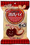 三立製菓 ミニ源氏パイチョコ 42g×8袋