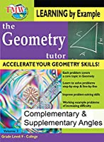 Complimentary & Supplementary Angles: Geometry [DVD] [Import]