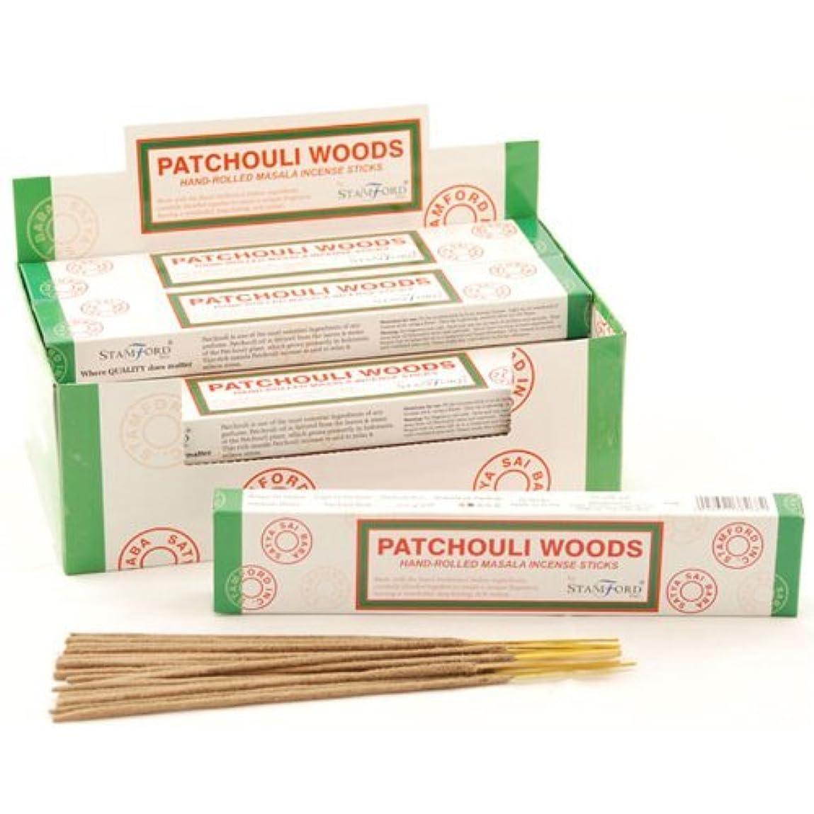 順番スイッチ困ったStamford Masala Incense Sticks – Patchouli Woods