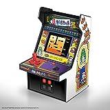 MyArcade 6.75インチ レトロ ディグダグ ミニゲーム ホワイト & ブラック DGUNL-3221