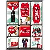 コカ・コーラ Coca-Cola - Diner Set/マグネット セット