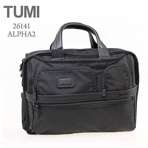 TUMI(トゥミ) バッグ ビジネスバッグ TUMI 26141 ALPHA 2 ブラック [並行輸入品]