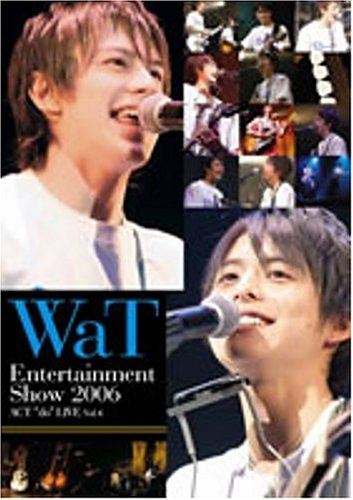 "WaT Entertainment Show 2006 ACT""do""LIVE Vol.4 [DVD]の詳細を見る"