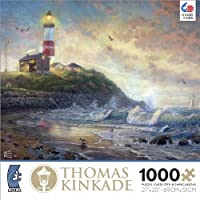 Thomas Kinkade Light of Hopeジグソーパズル
