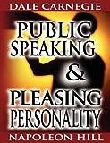 Public Speaking & Pleasing Personality