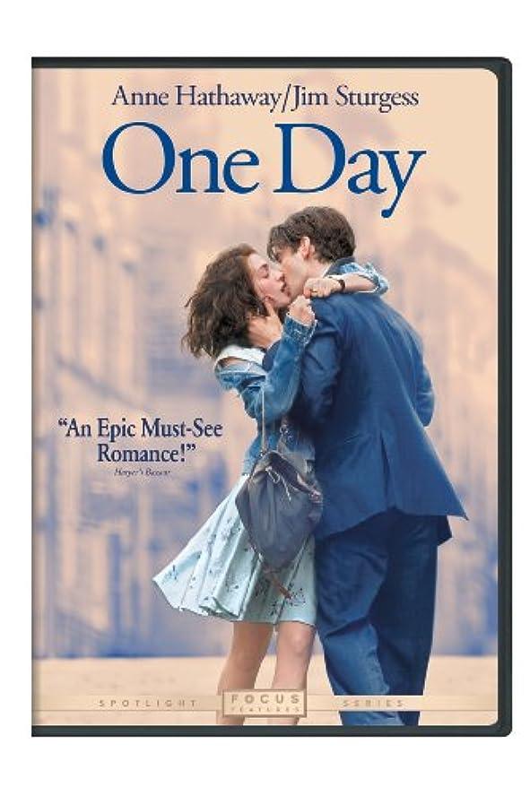 あえて留まる面One Day [DVD]